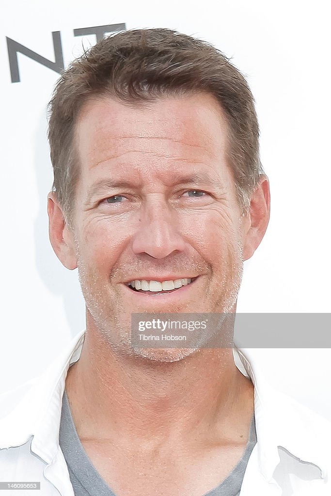 James Denton attends 1st annual T.H.E. event hosted by Chris Harrison and The Band From TV at Calabasas Tennis and Swim Center on June 9, 2012 in Calabasas, California.