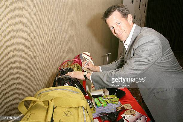 James Denton during 1st Annual The Billies Awards honoring women in sports featuring gift bags by Klein Creative Communications at Beverly Hilton...