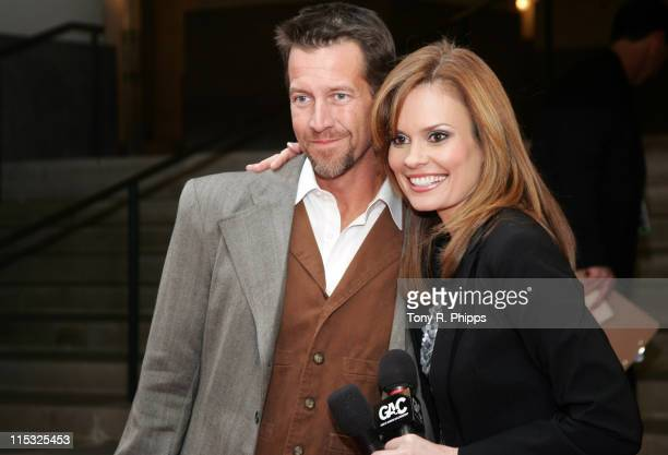 James Denton during 2006 Songs of the Year Concert Presented by Cracker Barrel at Schermerhorn Symphony Center in Nashville Tennessee United States