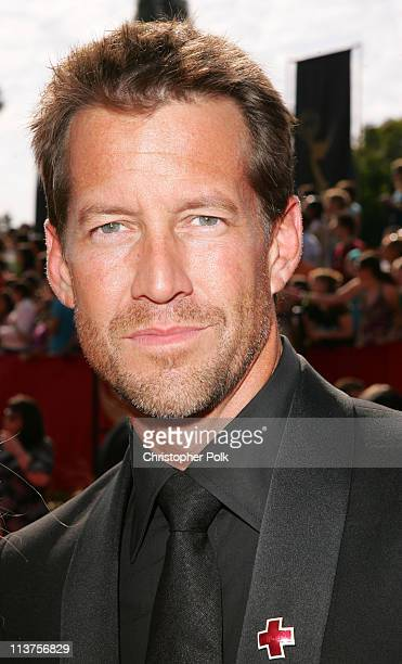 James Denton during 57th Annual Primetime Emmy Awards Red Carpet at The Shrine in Los Angeles California United States