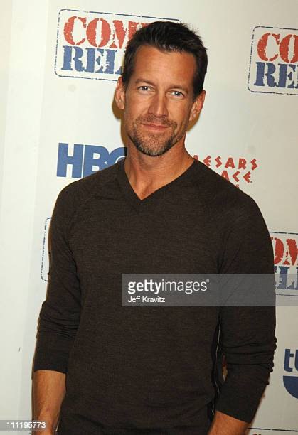 James Denton during HBO AEG Live's 'The Comedy Festival' Comic Relief 2006 Red Carpet at Caesars Palace in Las Vegas Nevada United States