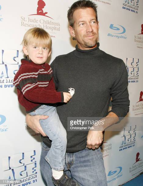 James Denton during 'Ice Age The Meltdown' DVD Release in Beverly Hills November 16 2006 in Beverly Hills California United States