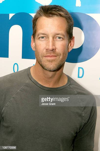 James Denton during 'Out at Short' Reading to Benefit Cure Autism Now at Sportsman Lodge in Los Angeles California United States