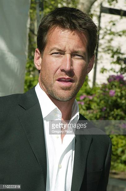 James Denton of 'Desperate Housewives' during 2005/2006 ABC UpFronts at Lincoln Center in New York City New York United States