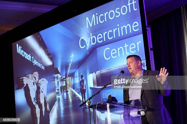 James Dunkelberger Chariman CDSA and General Manager Product Release Security Services Microsoft speaks on AntiPiracy and IT Working Together to...