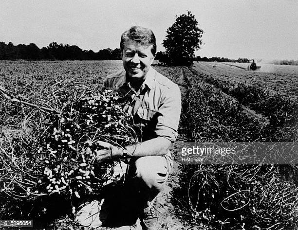 James Earl 'Jimmy' Carter Jr the thirtyninth president of the United States 19771981 Carter attended the US Naval Academy at Annapolis Maryland then...