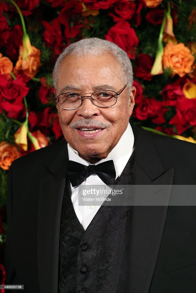James Earl Jones attends the American Theatre Wing honors James Earl Jones at the Plaza Hotel on September 28, 2015 in New York City.