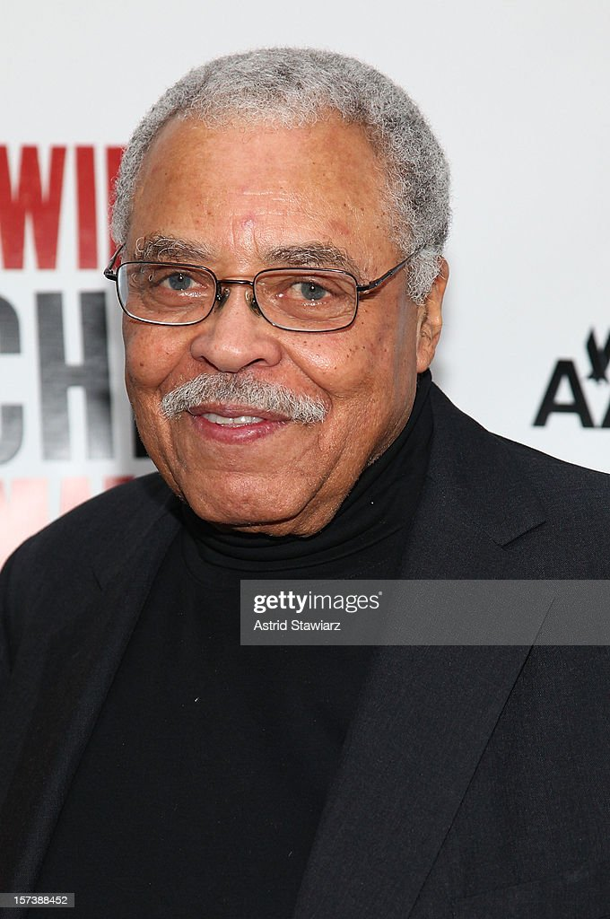 <a gi-track='captionPersonalityLinkClicked' href=/galleries/search?phrase=James+Earl+Jones&family=editorial&specificpeople=206328 ng-click='$event.stopPropagation()'>James Earl Jones</a> attends 'The Anarchist' Broadway opening night at John Golden Theatre on December 2, 2012 in New York City.