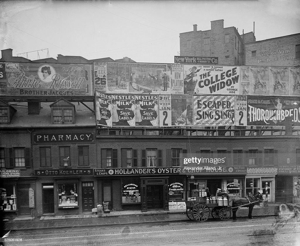 James fenimore cooper getty images for Coopers east village