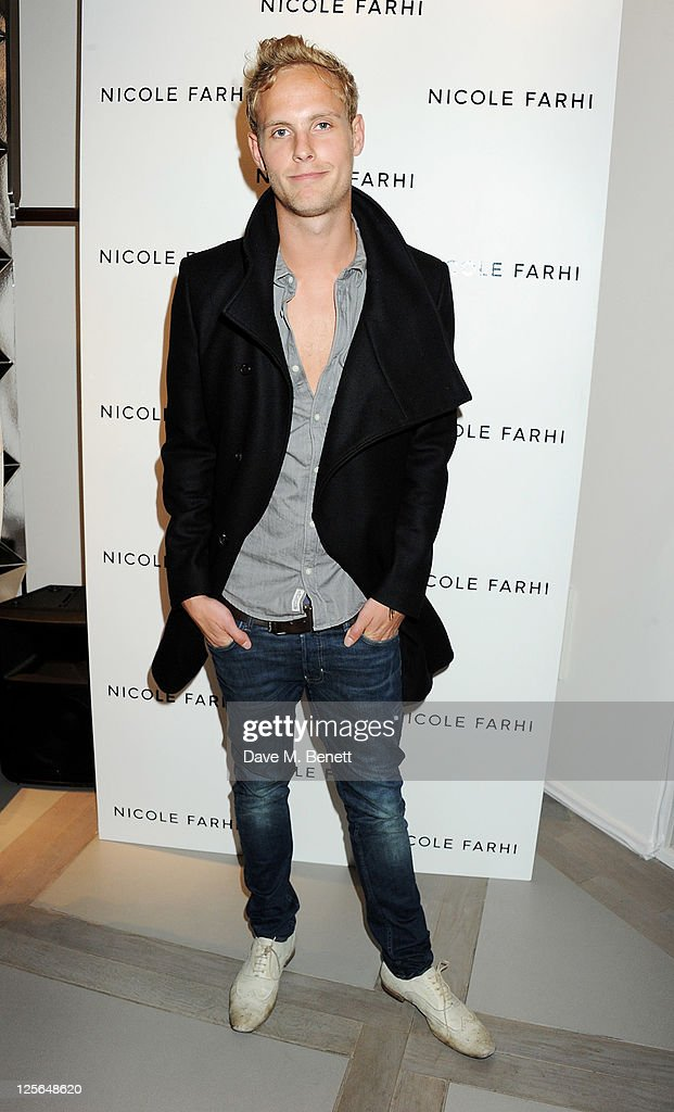 James Fox attends the opening of the Nicole Farhi global flagship store on September 19, 2011 in London, England.