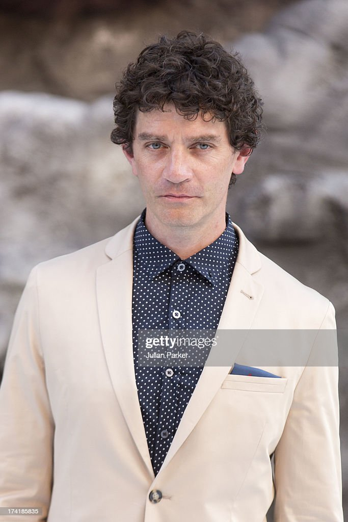 <a gi-track='captionPersonalityLinkClicked' href=/galleries/search?phrase=James+Frain&family=editorial&specificpeople=2240982 ng-click='$event.stopPropagation()'>James Frain</a> attends the UK Premiere of 'The Lone Ranger' at Odeon Leicester Square on July 21, 2013 in London, England.