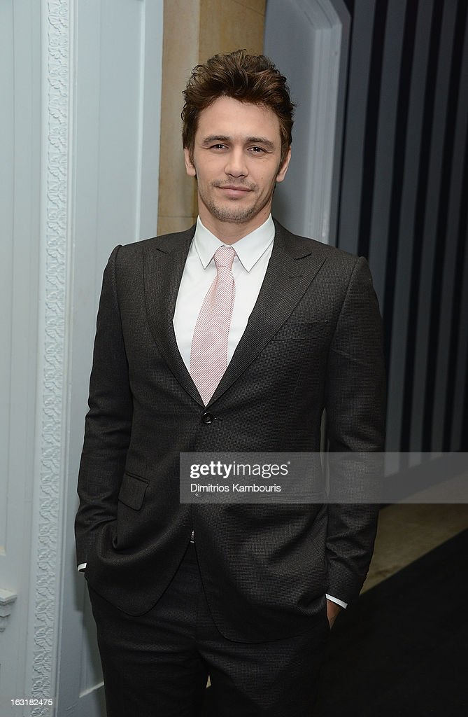 <a gi-track='captionPersonalityLinkClicked' href=/galleries/search?phrase=James+Franco&family=editorial&specificpeople=577480 ng-click='$event.stopPropagation()'>James Franco</a> attends the after party for the Gucci and The Cinema Society screening of 'Oz the Great and Powerful' at Harlow on March 5, 2013 in New York City.