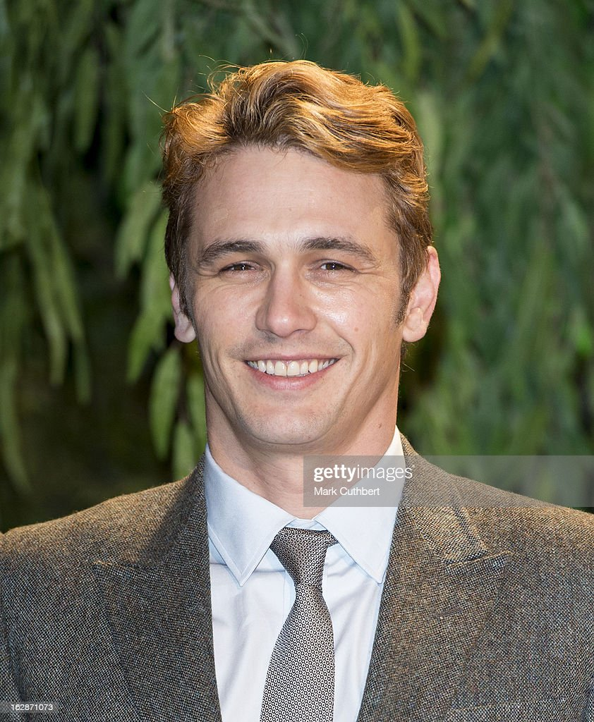 James Franco attends the European premiere of 'Oz: The Great and Powerful' at Empire Leicester Square on February 28, 2013 in London, England.