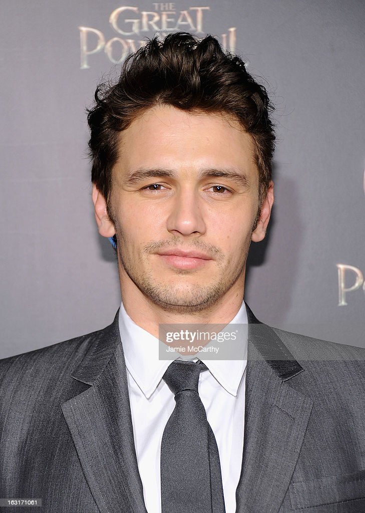 <a gi-track='captionPersonalityLinkClicked' href=/galleries/search?phrase=James+Franco&family=editorial&specificpeople=577480 ng-click='$event.stopPropagation()'>James Franco</a> attends the 'Oz The Great And Powerful' VIP screening at the Crosby Street Hotel on March 5, 2013 in New York City.