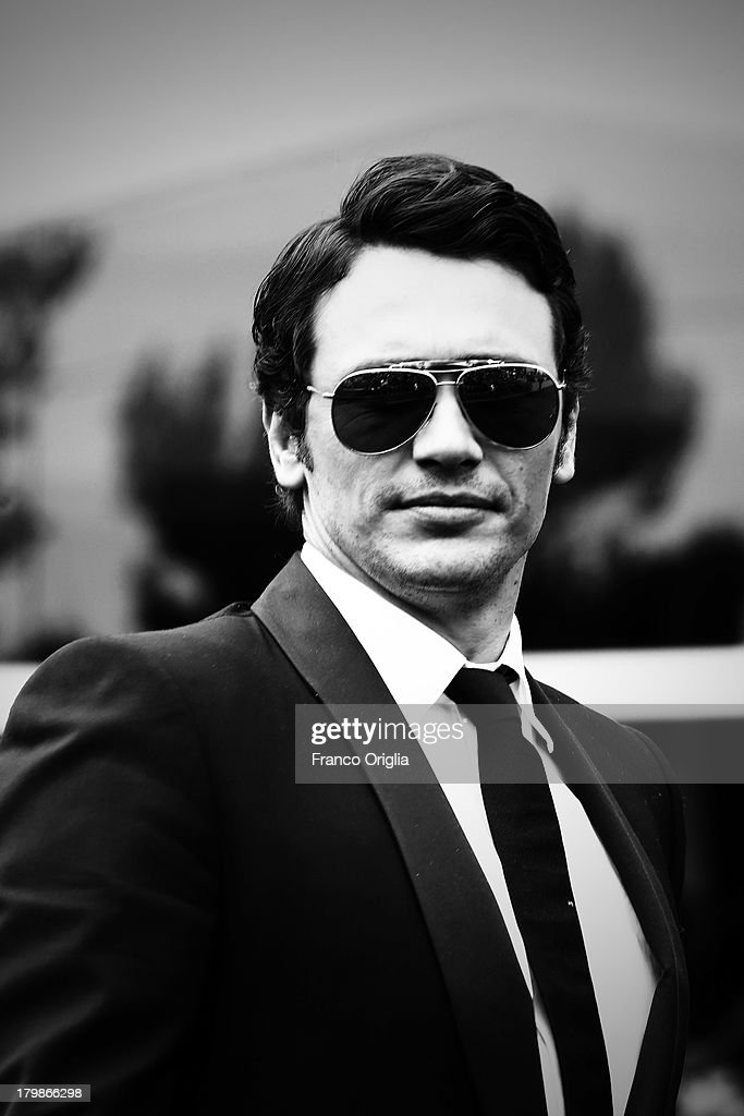 James Franco attends the 'Palo Alto' Premiere during the 70th Venice International Film Festival at the Sala Grande on September 1, 2013 in Venice, Italy.