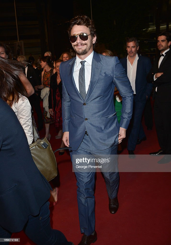 <a gi-track='captionPersonalityLinkClicked' href=/galleries/search?phrase=James+Franco&family=editorial&specificpeople=577480 ng-click='$event.stopPropagation()'>James Franco</a> attends the Premiere of 'Borgman' at The 66th Annual Cannes Film Festival on May 19, 2013 in Cannes, France.