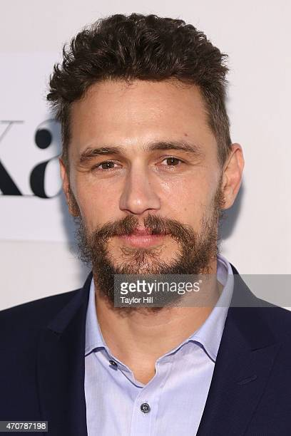 James Franco attends the premiere of 'The Adderall Diaries' at the 2015 Tribeca Film Festival at BMCC Tribeca PAC on April 16 2015 in New York City