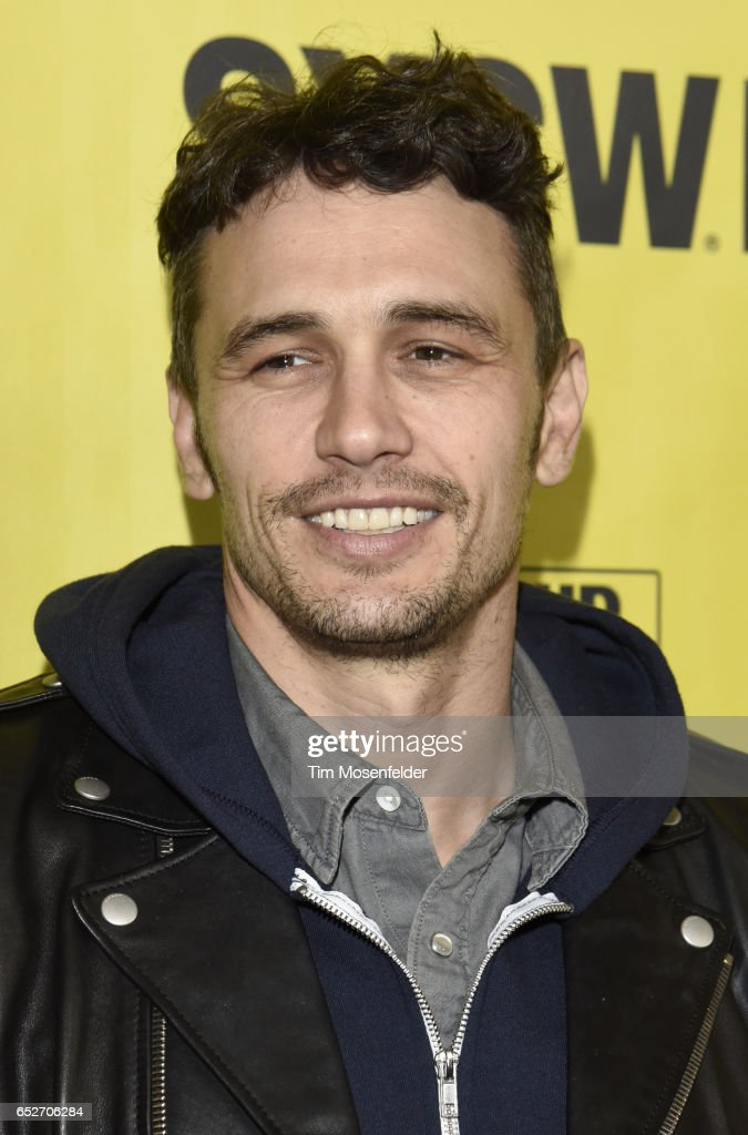 James Franco attends the premiere of 'The Disaster Artist' during the 2017 SXSW Conference And Festivals at the Paramount Theater on March 12, 2017 in Austin, Texas.