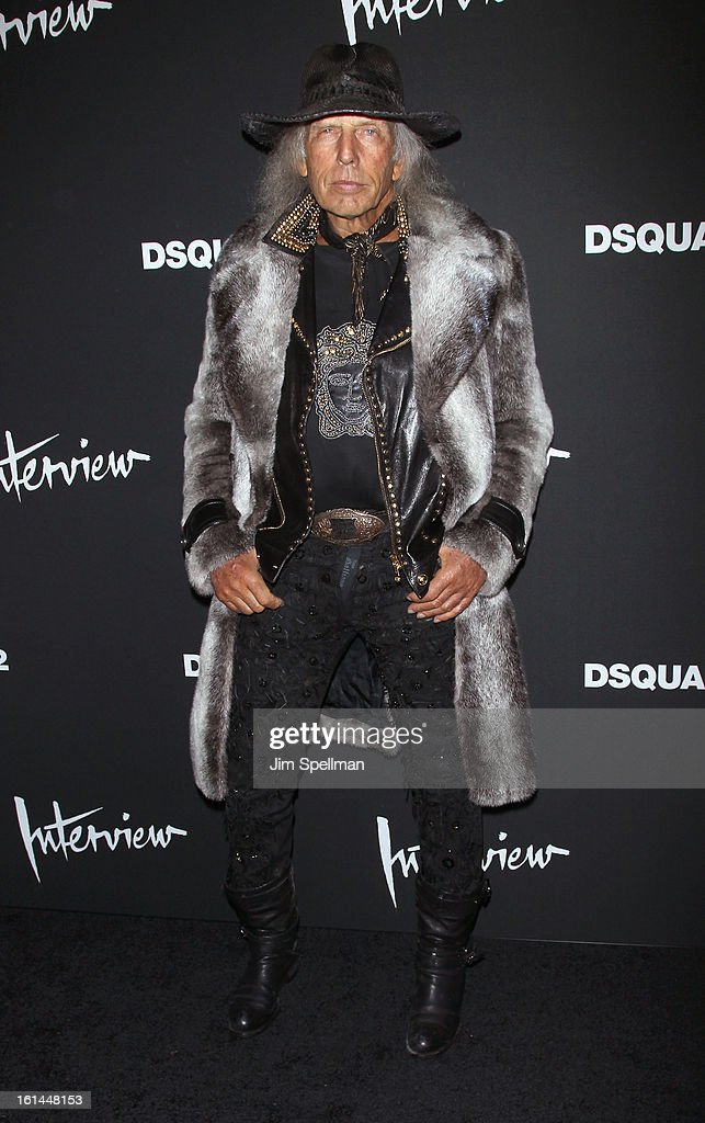 James Goldstein attends the DSQUARED2 x Interview Party at Copacabana on February 10, 2013 in New York City.