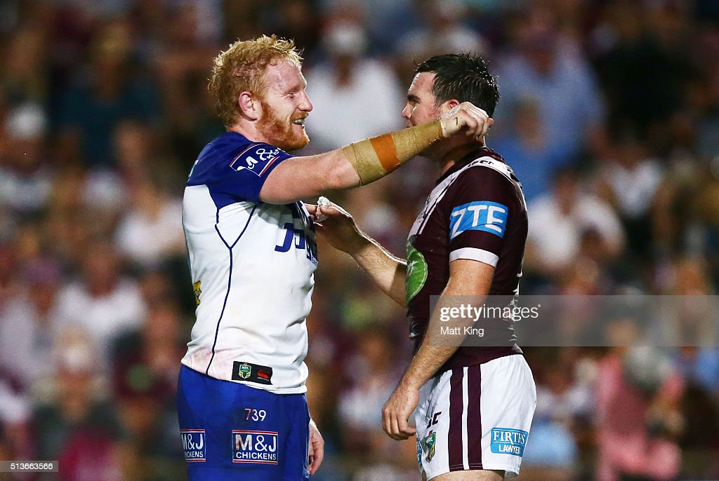 NRL Rd 1 - Sea Eagles v Bulldogs
