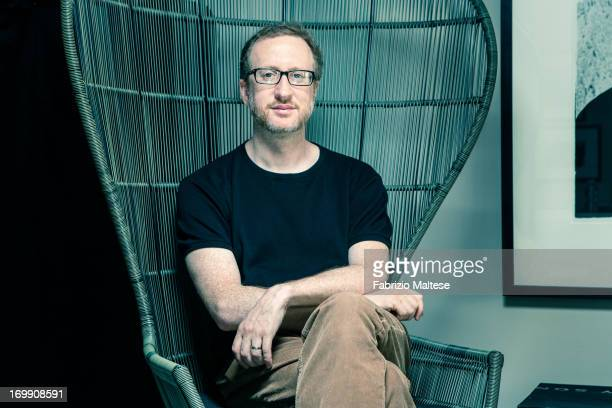 James Gray is photographed for Self Assignment on May 20 2013 in Cannes France
