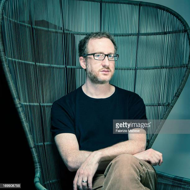 James Gray is photographed for The Hollywood Reporter on May 20 2013 in Cannes France ON INTERNATIONAL EMBARGO UNTIL AUGUST 30 2013