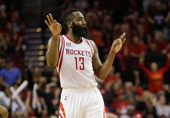 Washington Wizards v Houston Rockets : Fotografía de noticias