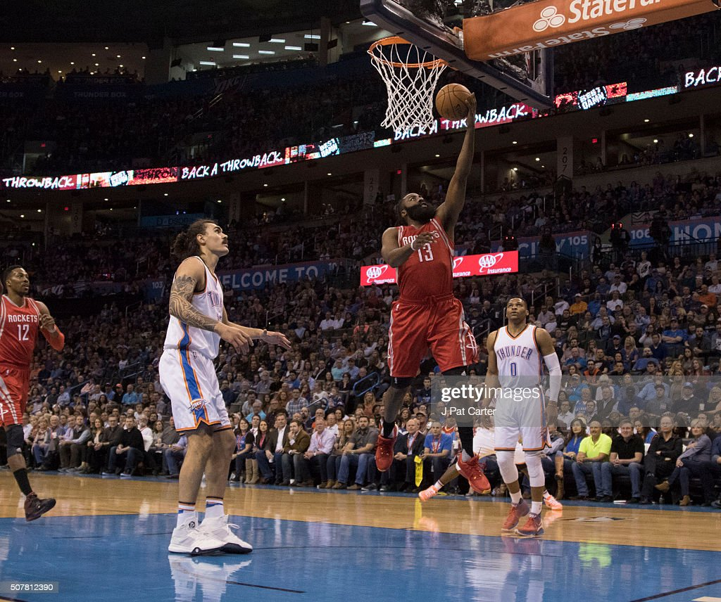 Houston Rockets Vs Okc: Houston Rockets V Oklahoma City Thunder