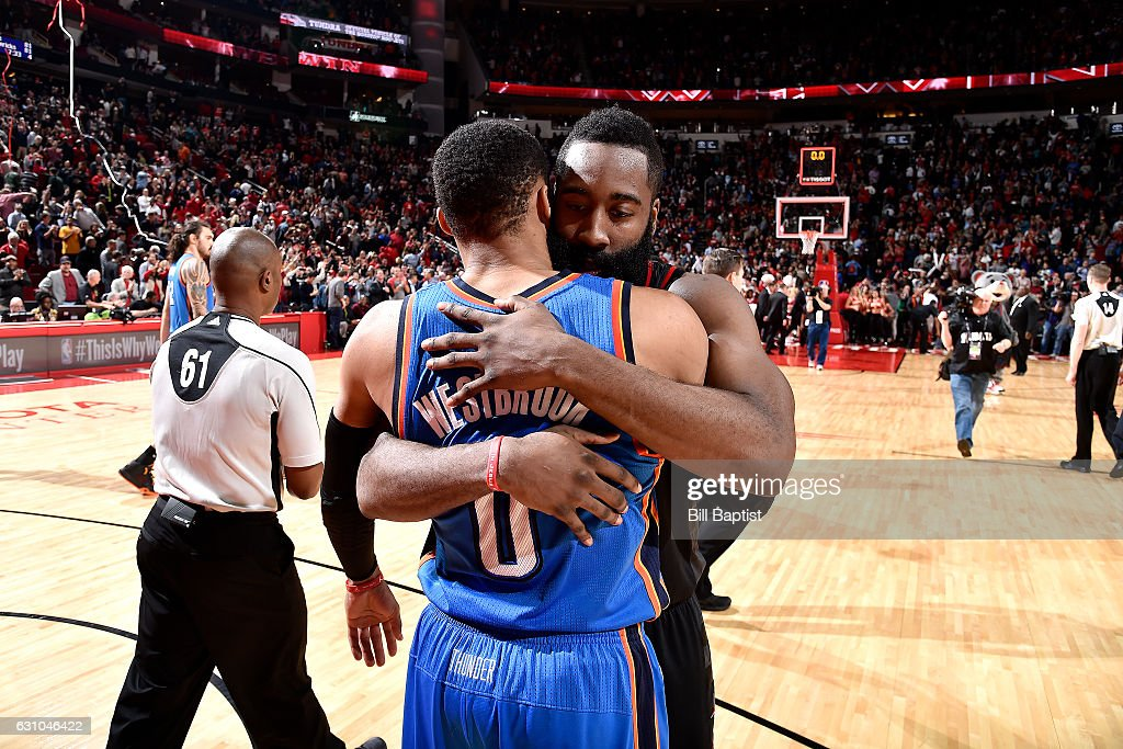 Oklahoma City Thunder v Houston Rockets : News Photo