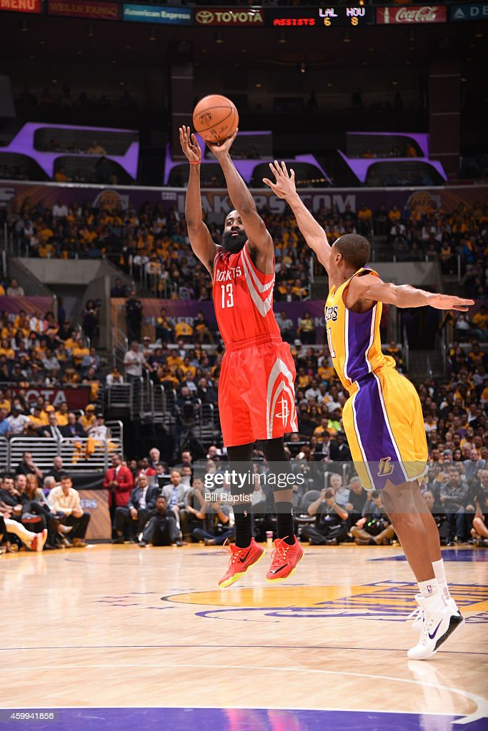 Houston Rockets v Los Angeles Lakers | Getty Images