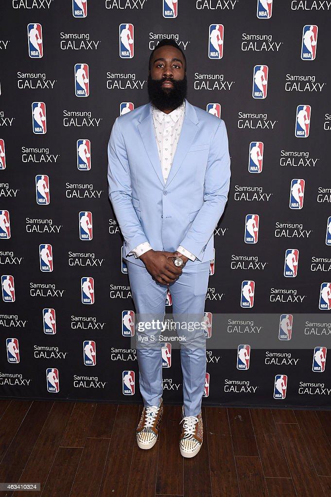 Samsung At NBA All Star 2015