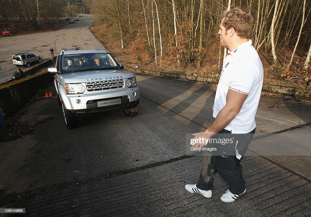 England in the driving seat.... WHY ? James-haskell-directs-a-blindfolded-england-team-mate-chris-ashton-picture-id109244885