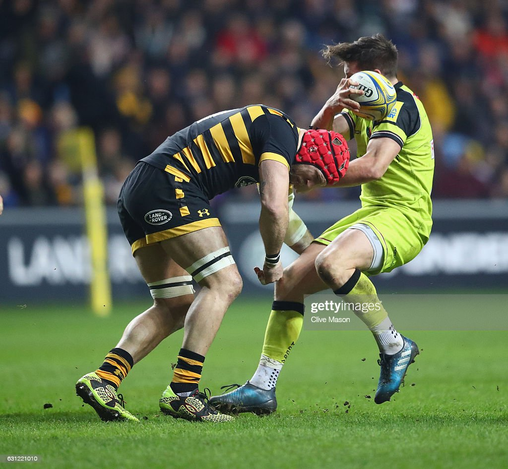 Wasps v Leicester Tigers - Aviva Premiership