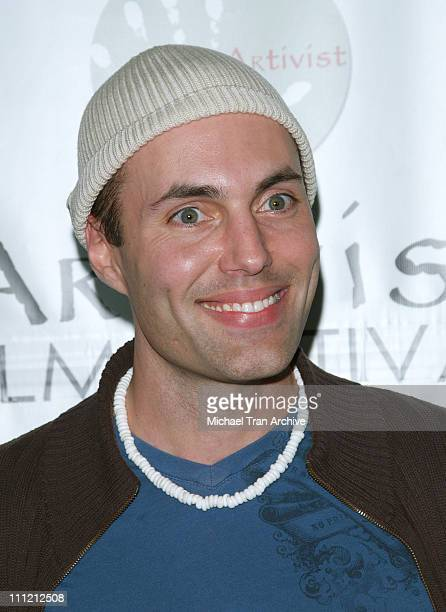 James Haven during 'Fast Food Nation' Los Angeles Premiere Arrivals at Egyptian Theater in Hollywood California United States