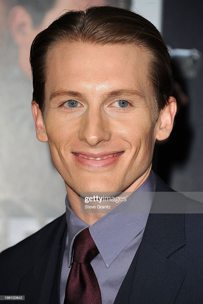 James Hebert arrives at the 'Gangster Squad' - Los Angeles Premiere at Grauman's Chinese Theatre on January 7, 2013 in Hollywood, California.
