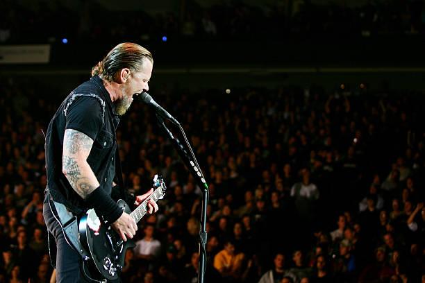 James Hetfield 2008
