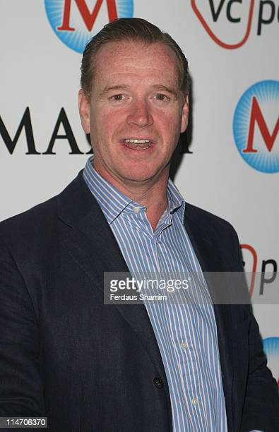 James Hewitt during Maxim King of Poker Tournament June 22 2005 at Pacha in London Great Britain