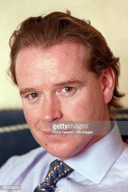James Hewitt pictured at his London home claims he first spoke publicly about his fiveyear affair with Diana Princess of Wales because she told him...