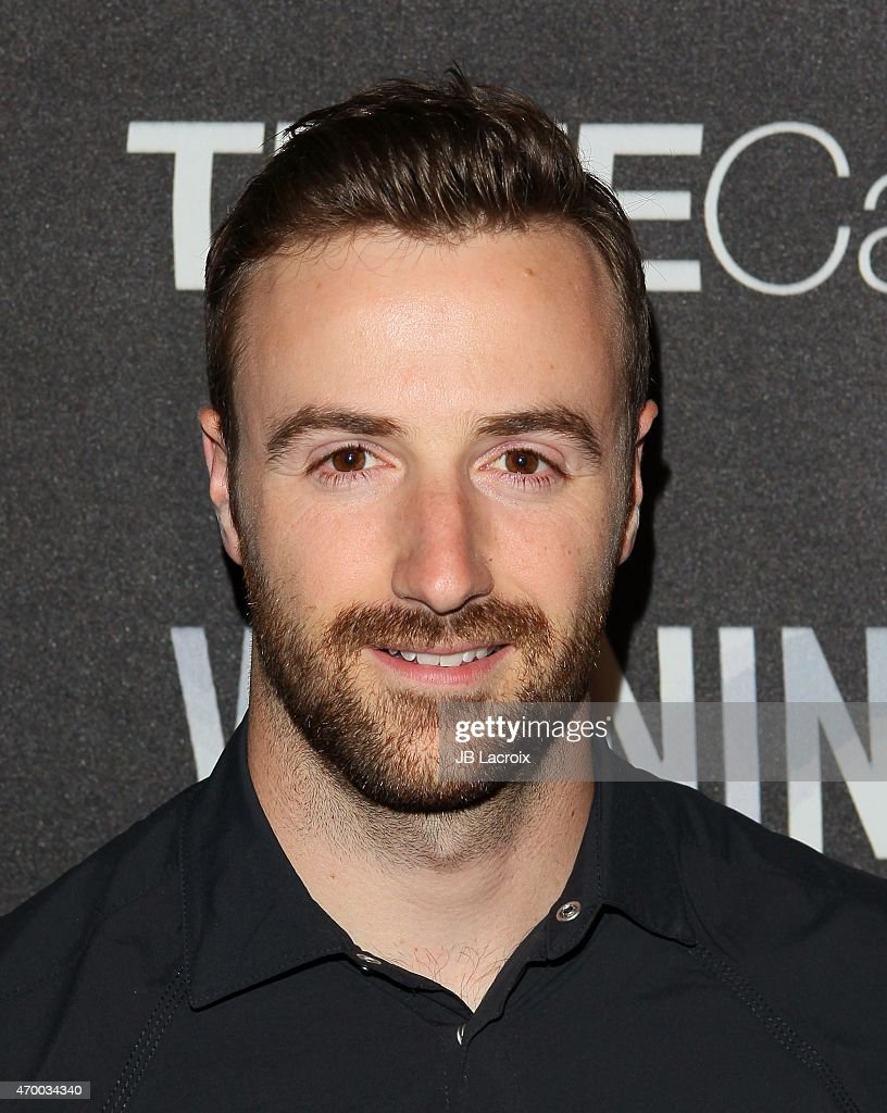 <a gi-track='captionPersonalityLinkClicked' href=/galleries/search?phrase=James+Hinchcliffe&family=editorial&specificpeople=4024510 ng-click='$event.stopPropagation()'>James Hinchcliffe</a> attends a charity screening of the film 'WINNING: The Racing Life Of Paul Newman' at the El Capitan Theatre on April 16, 2015 in Hollywood, California.