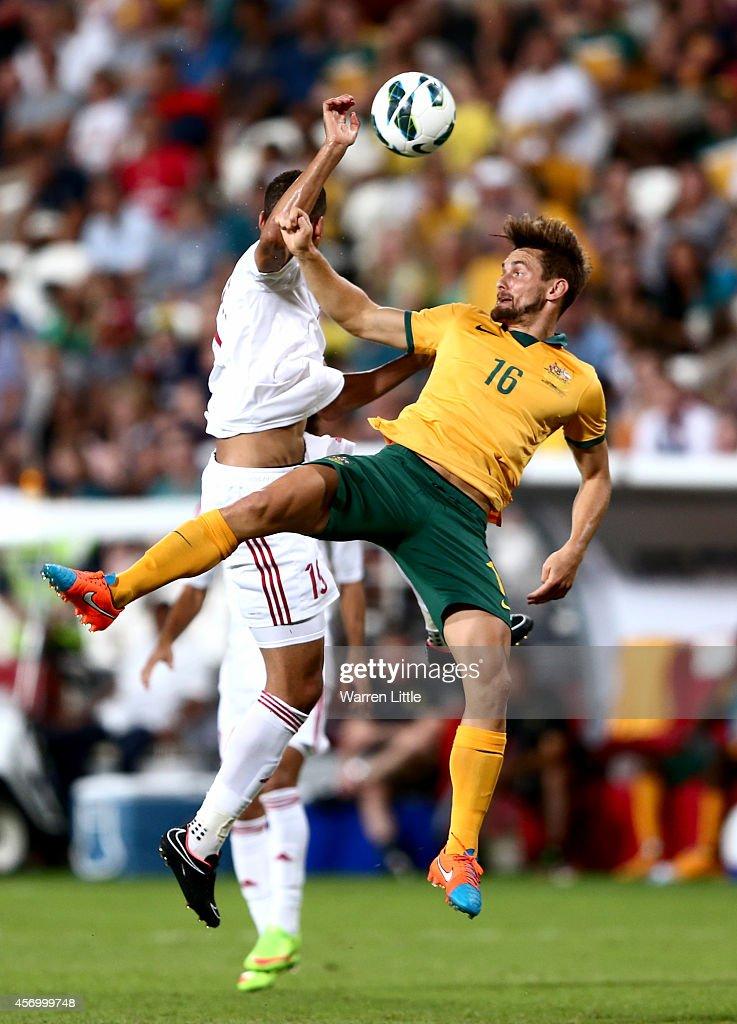 UAE v Australia - International Friendly