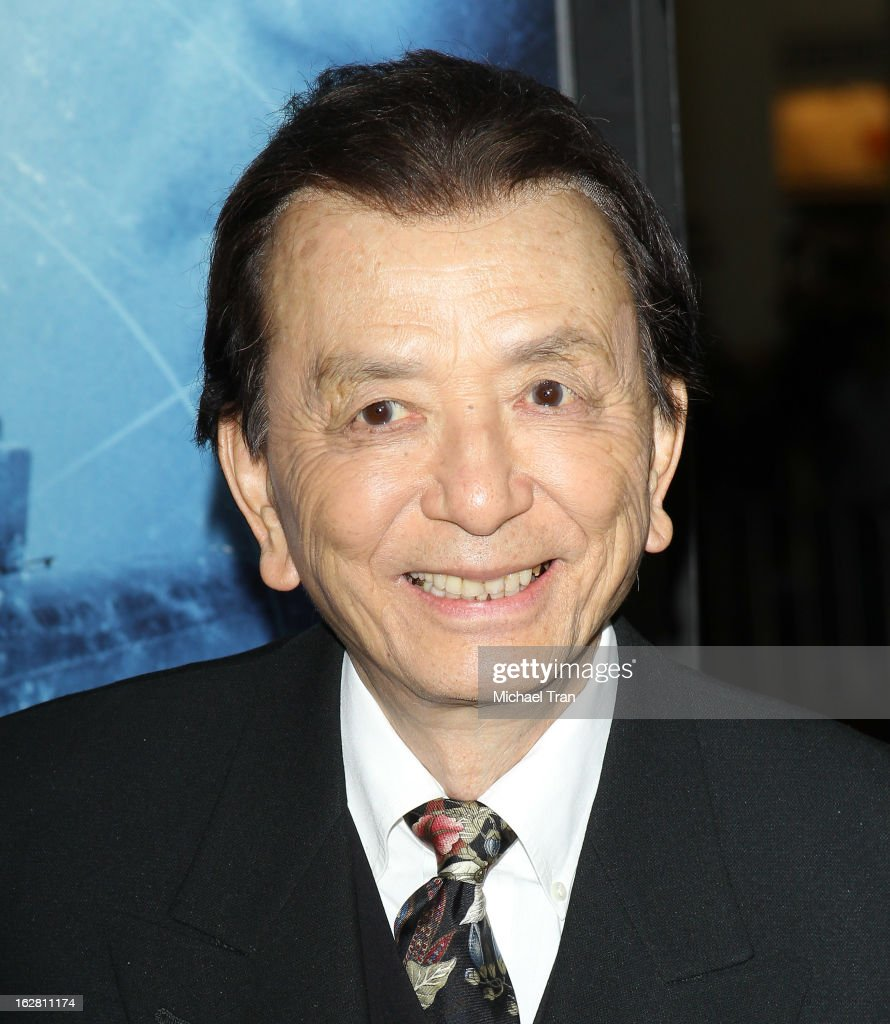 James Hong arrives at the Los Angeles premiere of 'Phantom' held at TCL Chinese Theatre on February 27 2013 in Hollywood California