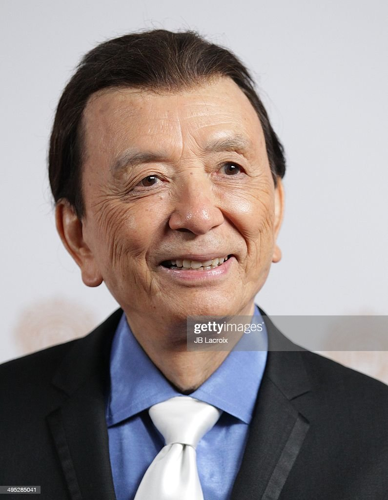 James Hong attends the Huading Film Awards on June 1 2014 at Ricardo Montalban Theatre in Los Angeles California