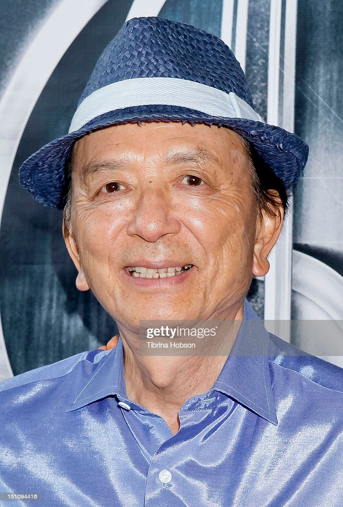 James Hong attends the '$upercapitalist' Los Angeles Premiere at Laemmle Theater on August 31 2012 in North Hollywood California