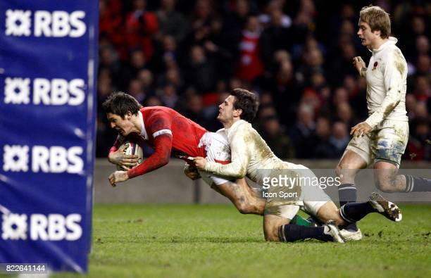James Hook / Danny Care Angleterre / Pays de Galles Tournoi des VI Nations Angleterre