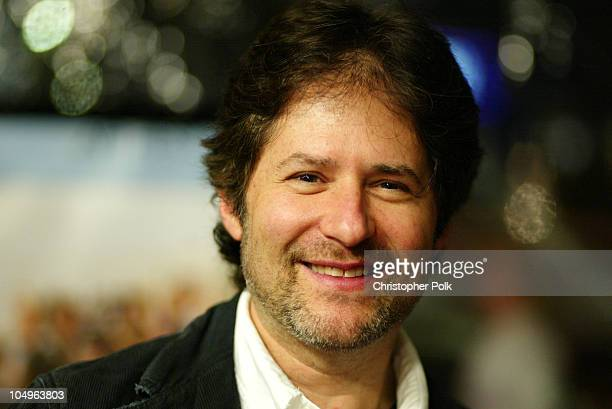 James Horner composer during World Premiere of DreamWorks' 'House of Sand And Fog' at ArcLight Cinerama Dome in Hollywood California United States