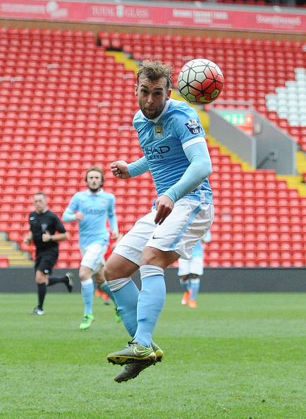 Liverpool U21 v Manchester City U21: Barclays U21 Premier League : News Photo
