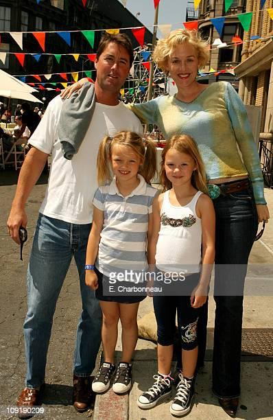 James Huggins Penelope Ann Miller Eloisa and Chloe