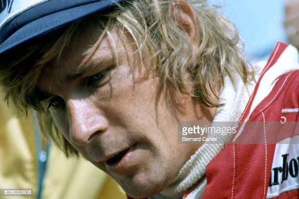 James Hunt Grand Prix of Great Britain Silverstone 16 July 1977