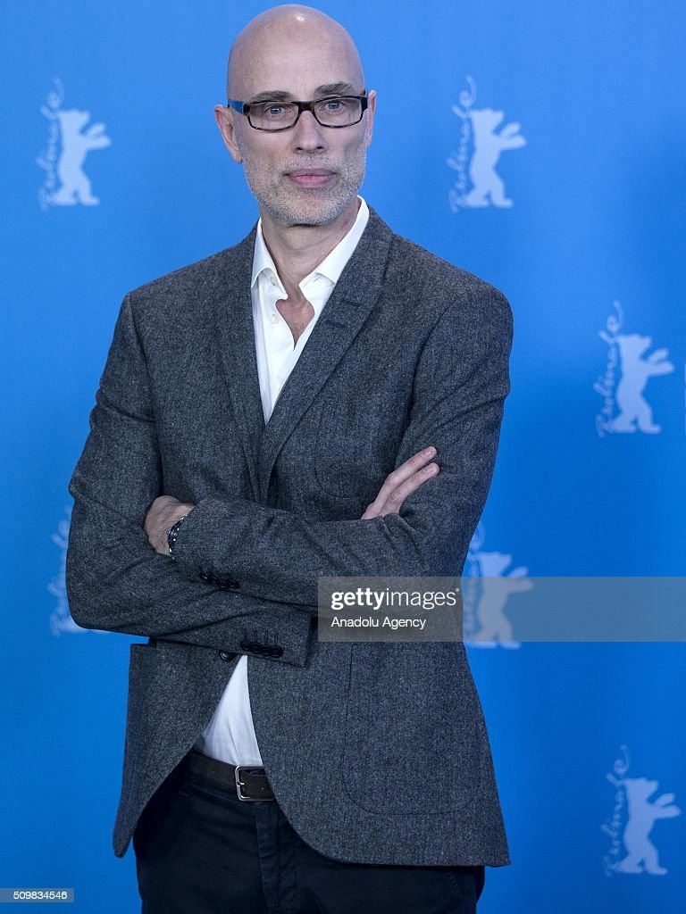 James Hyndman attends the 'Boris without Beatrice' (Boris sans Beatrice) photo call during the 66th Berlinale International Film Festival Berlin at Grand Hyatt Hotel on February 12, 2016 in Berlin, Germany.