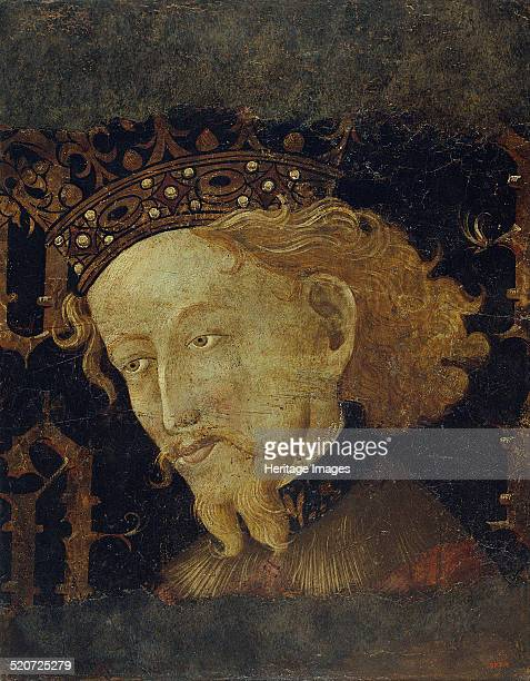 James I King of Aragon Found in the collection of Museu Nacional d'Art de Catalunya Barcelona